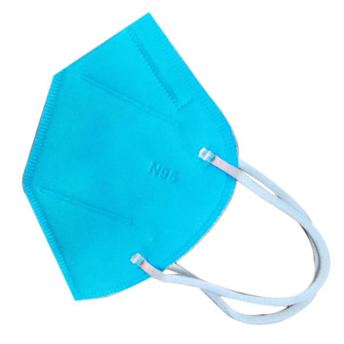 N95 Masks Sky Blue 2